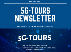 5G-TOURS newsletter